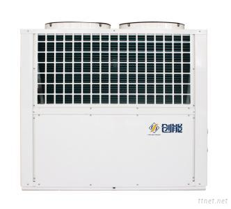Combine Heating Cooling Hot Water Units