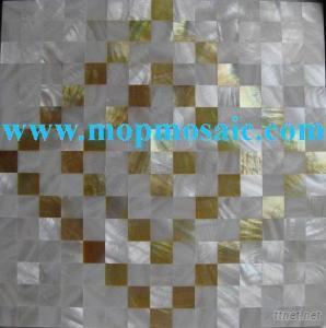 Shell Wall Tiles/Mother Of Pearl Decorative Panel