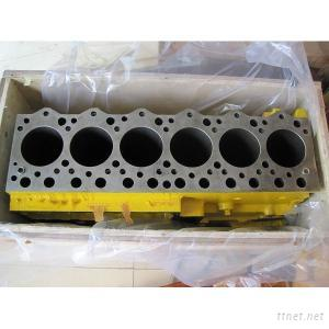 Cylinder Block, Excavator Engine Part