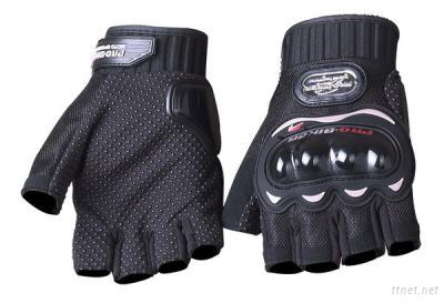 Motorcycle  Half-Finger Gloves