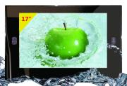 17 Inches Waterproof Mirror Tv, Bathroom Mirror Tv