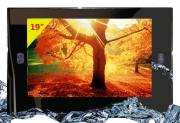 19 Inches Waterproof Mirror Tv, Bathroom Mirror Tv
