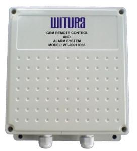 GSM Remote Control And Alarm System