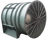 Metro & Tunnel Axial Fan