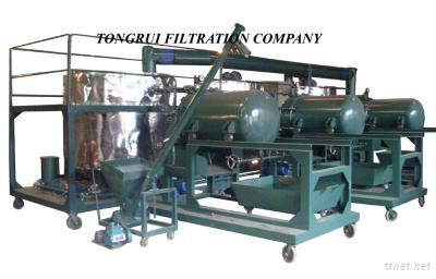 Motor Oil Recycling Plant, Engine Oil Recycling Plant