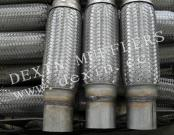Double Layer Exhaust Flexible Pipe