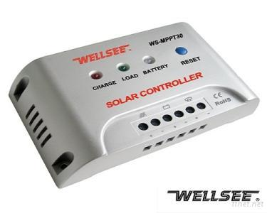 WS-MPPT30 30A Solar Charge Controller Wellsee