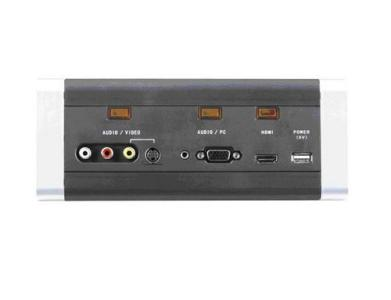 Hotel In-room MediaHub MultimediaHDMIActiveConnectivityPanel