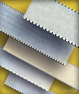 Tissue Industrial Perforated Knife Blades