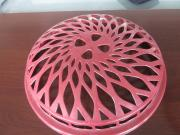 Plastic Basket Lid Mould