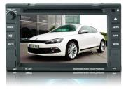 6.2 Inch Double-Din Car DVD Player