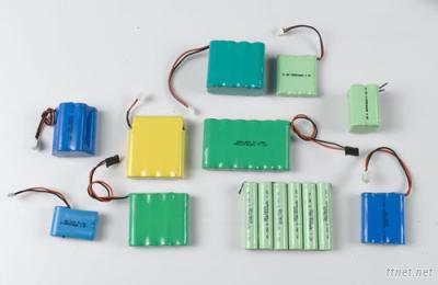 Ni-Mh Batteries, Li-Ion Battery