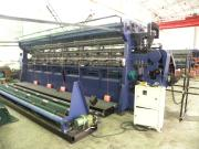 Shade Net And Raschel Bag Knitting Machine