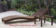 Lounge Bed Outdoor Furniture Chaise Lounge