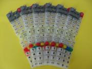 Push Buttons Silicone Rubber /Silicone Sheet Keypad