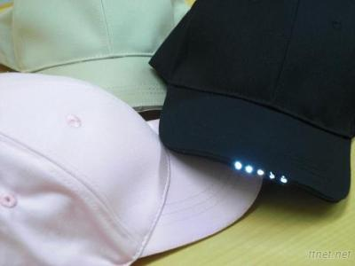 RechargeableLED Caps