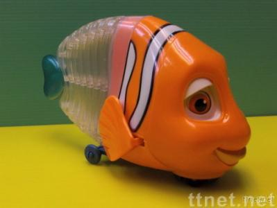 Fish Toy with Music Motion & Lights