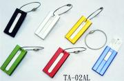 Aluminum Alloy Luggage Tags