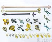 Wrought Iron Decoraive Rod