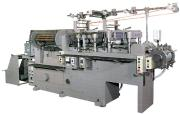 High Speed Twin-head Label Printing Machine