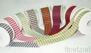 Houndstooth Check Ribbon