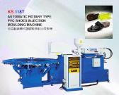 Automatic Rotary Type PVC Shoes Injection Moulding Machine