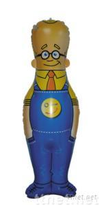 Advertising Inflatable Character