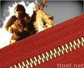 Fire Retardant Zipper