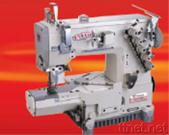 TJ-2700F/C High-speed Flat-bed/Cylinder Interlock Machine