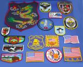 Embroidery Emblems and Appliques