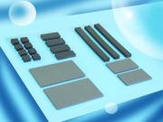 Adhesive-backed Bumpers (Sheet-cut)