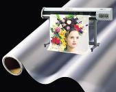 Ink-jet Glossy Fabric Label