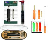 3 in 1 Double End Pocketable Screwdriver and Extensible Pickup