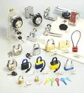 Aluminum Key Blanks/Padlocks/Safe Locks/Gun Locks