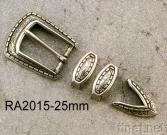 Western Buckle-three pcs/set