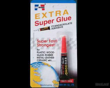 Cyanoacrylate Adhesive (Super Glue)