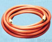 Rubber Air Hose with Brass Fitting