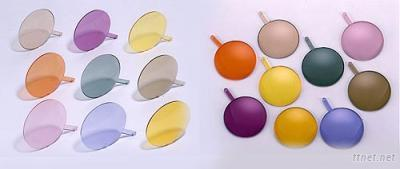 Indoor and Outdoor Change Color Lenses