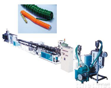PU/Nylon/FEP Tube Making Machine