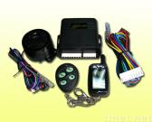 Two Way Motorcycle Alarm with LCD Display