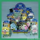 Mini Plush Strings w/Cardboard & Display Box