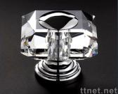 Square Crystal Knob