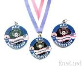 Medal, Medallion, Sport Medal, Metal Medal, Badge