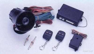 Remote Vehicle Security Alarm System