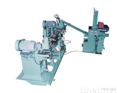 Wooden Board Serial-Type Forming Machine