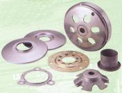 Stepiess and Speed-changing Clutch