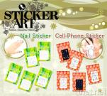 Nail Stickers, Cell-phone Stickers, Epoxy Stickers