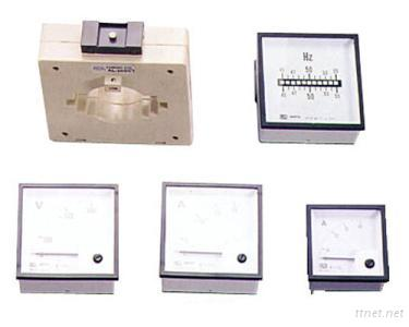Panel Meters and C/T