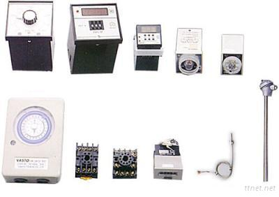 Timers and Temp. Controllers