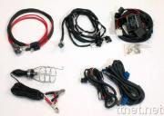 Working Lamp & Wire Harness